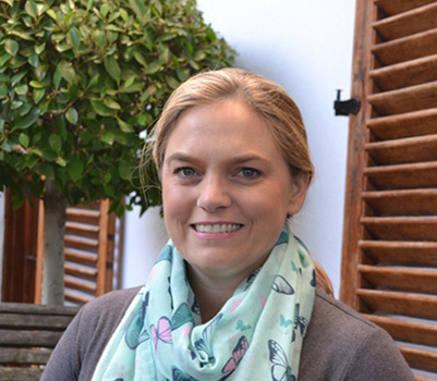 Carryn Ortlepp | Project Manager